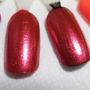 Maniology Occasions: Galentine (B329) - Metallic Red Stamping Polish Review