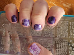 Maniology Knotty By Nature (m177) - Nail Stamping Plate Review