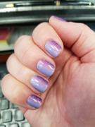 Maniology Mani x Me November 2020: Frigid (B354) - Blue-Purple-Pink Color-Changing Stamping Polish Review