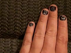 Maniology Books Lover - Books Themed Nail Stamping Starter Kit Review