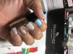 Maniology Snowflake Waltz: 6-Piece Stamping Art Polish Set Review