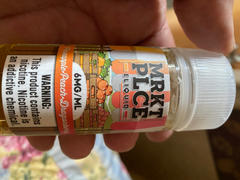 Vapor in a Bottle MRKTPLCE - Pineapple Peach Dragonberry Review