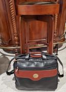 LAND Leather Santa Fe Traveler Briefcase Review