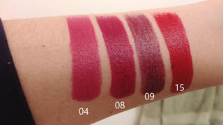 Coastal Scents Lipsticks Review