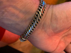 SilverWow Woven Snake Bracelet 10mm Review