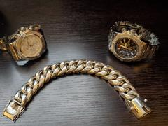 SilverWow Cuban Link Bracelet x 25mm Wide Review