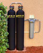 RKIN.com OnliSoft Pro Salt-Free Water Softener and Whole House Carbon Filter System Review