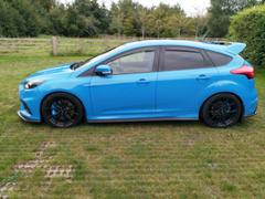mountune Sport Spring Kit [Mk3 Focus RS] Review