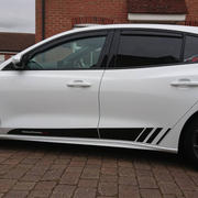 mountune Dynamic Side Splash [Mk4 Focus] Review