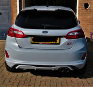 mountune Rear Spoiler Extension [Mk8 Fiesta] Review