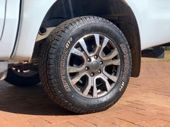 tyres.co.za 265/60R18 APOLLO APTERRA AT2 (110H) Review