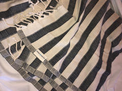 Olive and Linen Amalfi Awning Stripe Turkish Towel / Throw Review