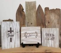 Essential Stencil He is Risen Mini Tag Stencil Set (3 Pack) Review