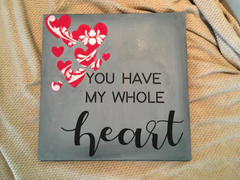 Essential Stencil You have my whole heart for my whole life Stencil Set (2 Pack) Review