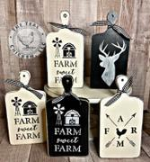 Essential Stencil Farm Sweet Farm Mini Tag Stencil Set (3 Pack) Review
