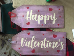 Essential Stencil Large Valentines Door Tag Stencil Set (2 Pack) Review