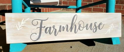 Essential Stencil Gather, Welcome, Farmhouse Stencil Set Review