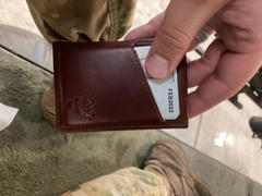 Ronin Factory SHAKA SQUATCH CARD HOLDER Review