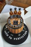 CAKESBURG Jack Daniels Whiskey Cake #1 Review