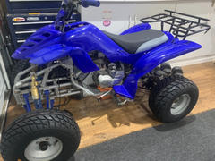 VMC Chinese Parts Body Fender Kit for Chinese VX style ATV - 6 piece - BLUE Review