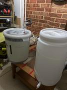 Distillery King Carbouy Fermenter 30L - Ampi Style with Tap and Airlock (shipping late January) Review
