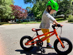 Ready, Set, Pedal Cleary Gecko 12 Single Speed Freewheel Bike Review