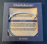 MantraBand Do Good (Delta Gamma Service for Sight) Review