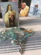 Christian Catholic Shop Limited Edition Our Lady Of Grace Luminous Rosary by Risen Rosaries Review
