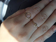 Raniska VOGUE Karma Circle Ring Review