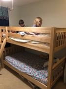 Maxtrix Kids Twin Low Bunk Bed Review