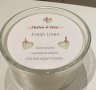 Candle Shack Fresh Linen Review