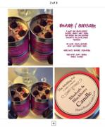 Candle Shack Rhubarb & Blackberry Review