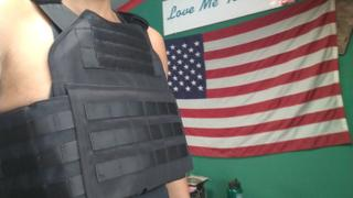 Bulletproof Zone Spartan Armor AR500 Level III Shooters Cut Plate Carrier Package Review