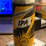 CraftShack® Amplified Ale Works Electrocution IPA Review