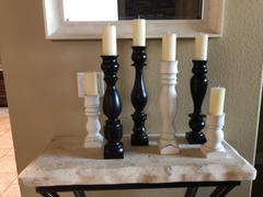 Harp Design Co Round Unscented Pillar Candle Review