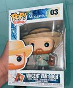Distrito Max Funko Pop Artists: Vicent Van Gogh Review