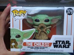Distrito Max Funko Pop Star Wars: El Mandaloriano - Baby Yoda con rana Review