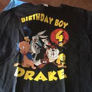 cuztomthreadz Personalized Sesame Street Birthday Shirt Review
