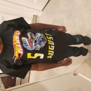 cuztomthreadz Personalized Hot Wheels Birthday Shirt Review
