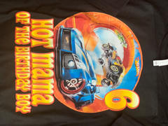 cuztomthreadz Custom Hot Wheels Birthday Shirt Review