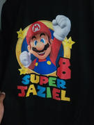 cuztomthreadz Matching Family Personalized Super Mario Birthday Shirts Review