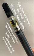 HighKind Cannabis Co CBD Vape Cartridge - 0.5g Uncut Oil- Limited Edition - Og X Haze - Cannabis-Derived Terpenes (Staff Pick Day/Sativa) Review