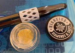 HighKind Cannabis Co CBD Diamonds And Sauce - Single Origin - Special Sauce - Hemp-Derived Terpenes -1g Review