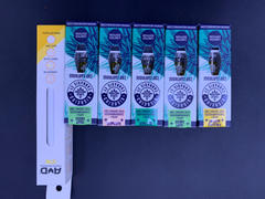HighKind Cannabis Co 4 x CBD Vape Cartridge - 0.5g Uncut Oil- Limited Edition Review