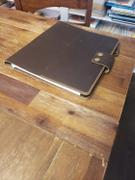 Vintage Rebellion Vintage Style Leather Cover for 8.5 x 11 200 Page Spiral Notebook Review