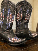 Lane Boots Old Glory Ladies Boot Review