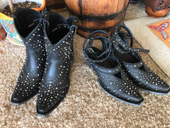 Lane Boots Sparks Fly Mule Review
