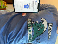 Homefield Retro Tulane Green Wave Shirt Review