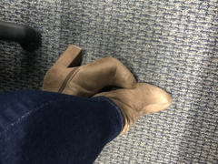 Closet Candy Boutique Annie Slouchy Ankle Booties - Taupe Review