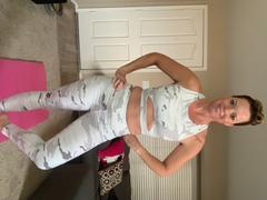 Closet Candy Boutique Feeling Zen Activewear - Snow Camo Review